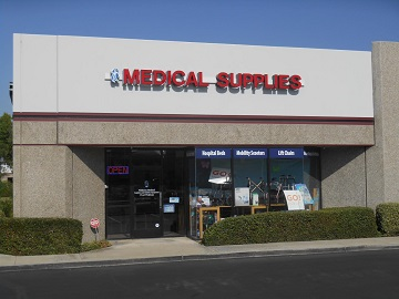 Medical Supply store in Anaheim, CA