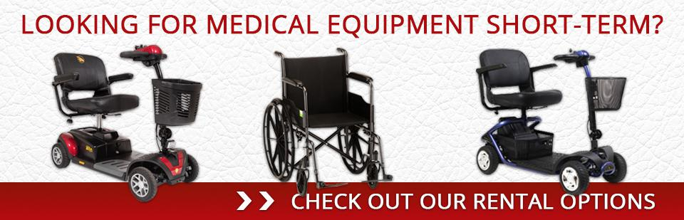 Medical Equipment Rental Options