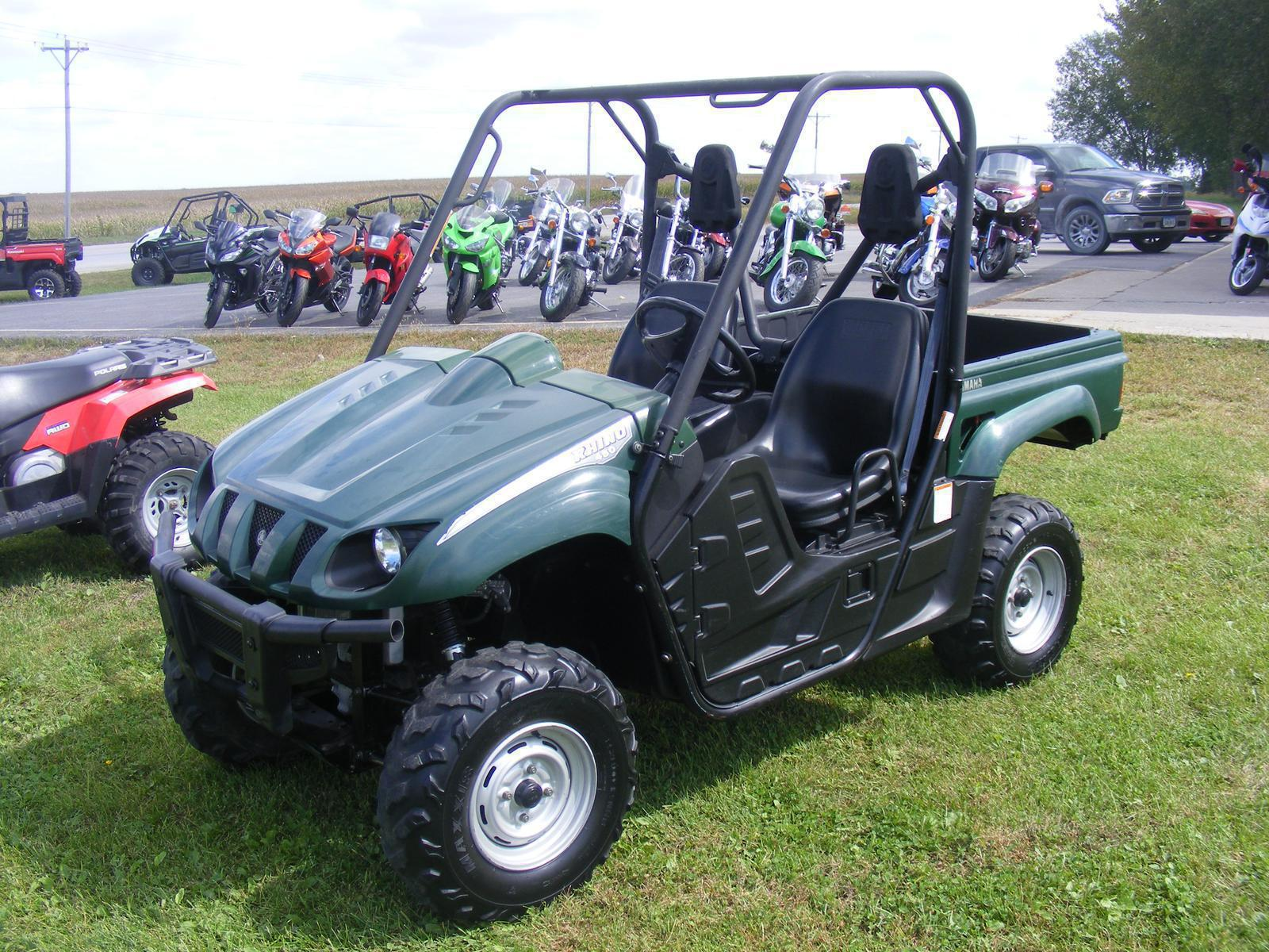 2007 Yamaha Rhino 450 For Sale In Fort Dodge Ia Racing Unlimited Fuel Filter Location Dscf6215
