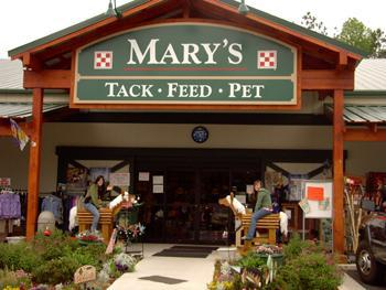 Mary's Tack, Feed and Pet