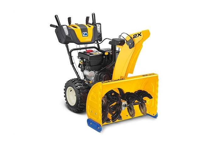 Two-Stage Power Snowthrower