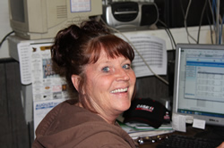 Amy Lutz - Office Manager