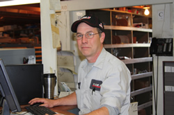 Mike Zehentbauer - General Manager/Parts Manager