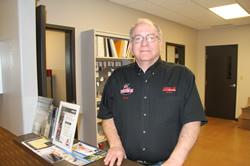 Dale Green - Service Manager