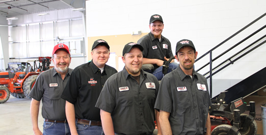 Outdoor Power Equipment Service Team - Plain City