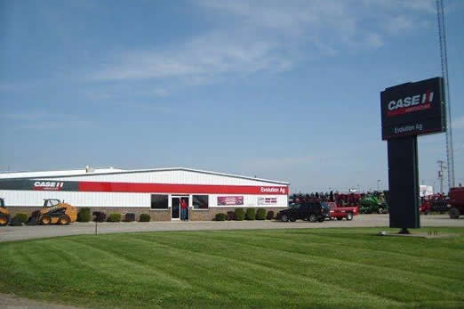 Upper Sandusky Agriculture Location