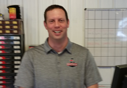 Andy Hollenback - Service Manager