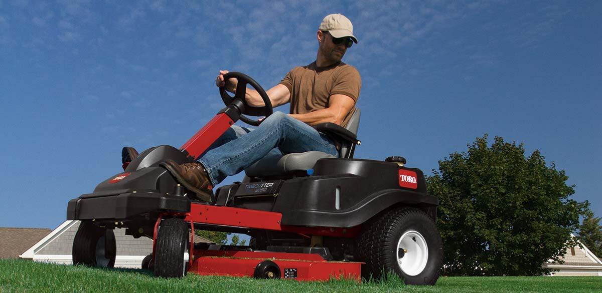 Toro Lawn Equipment