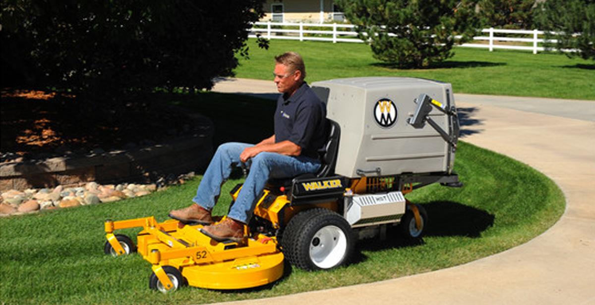 Walker Mowers at Theriot's Outdoor Power Equipment, LLC Marrero, LA