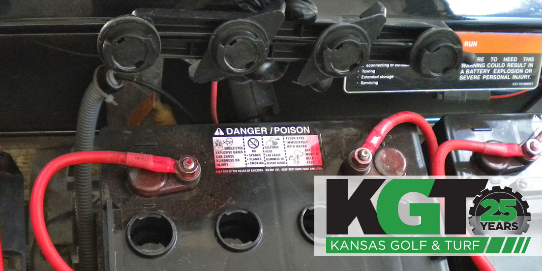 Golf Cart Maintenance 101 Kansas Golf and Turf Inc