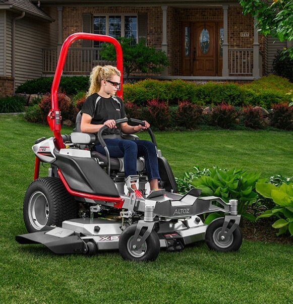 Altoz XP Zero Turn Mower