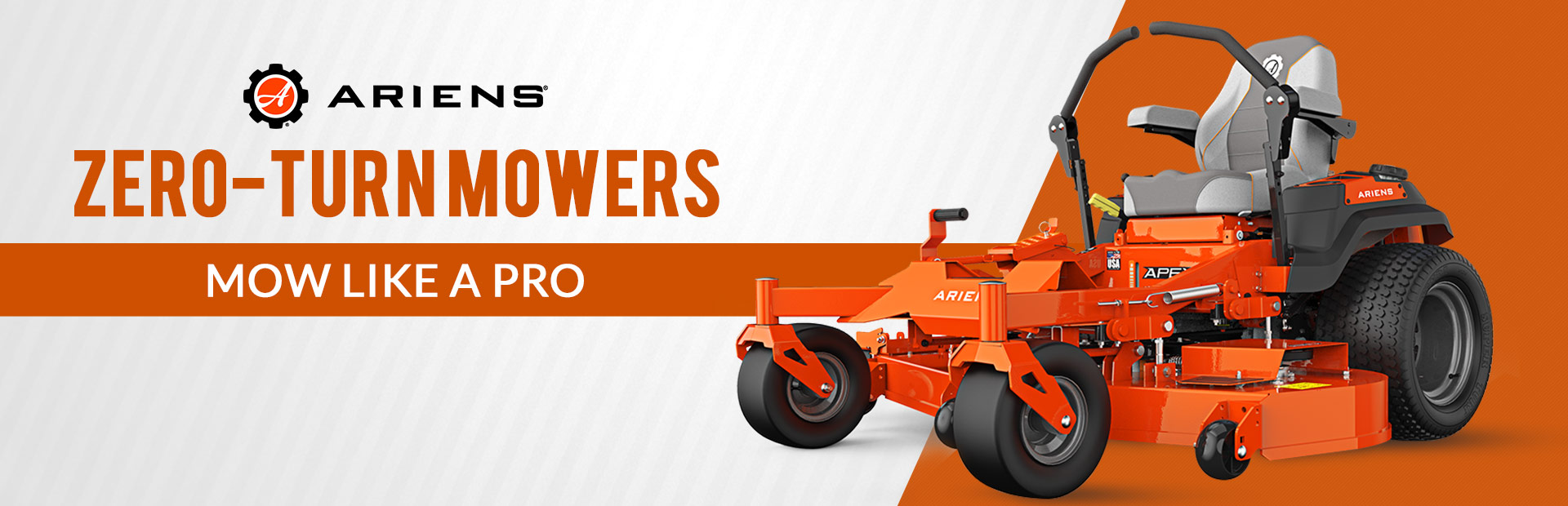 Ariens Zero-Turn Mowers: Mow like a pro!