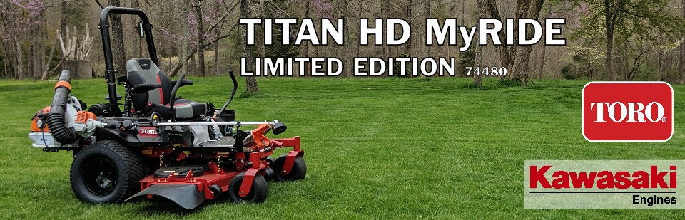 Titan HD Limited Edition 74480