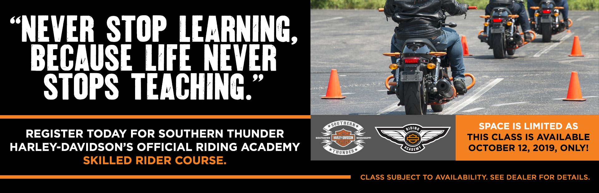 Home Southern Thunder Harley-Davidson® Southaven, MS (662
