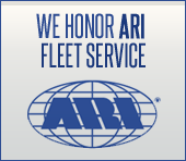 We Honor ARI Fleet Service
