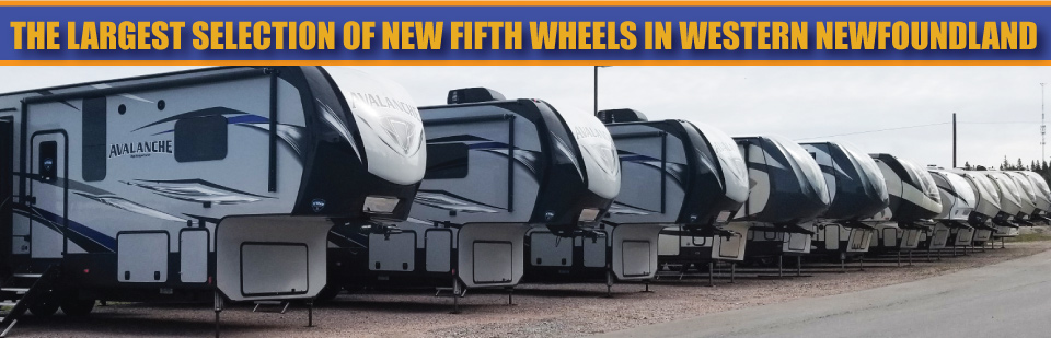 Largest Selection of Fifth Wheels