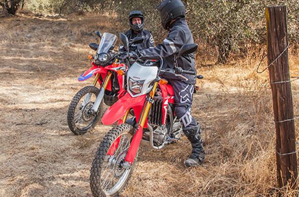 Honda Dirtbikes