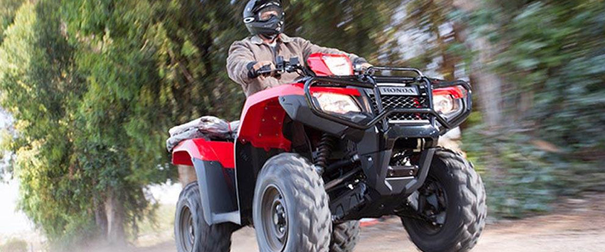 Shop All Honda ATVs