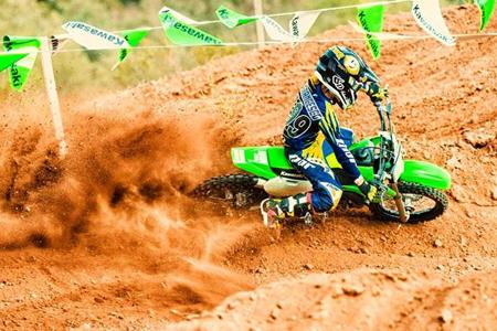 KX-Series Motocross Bikes