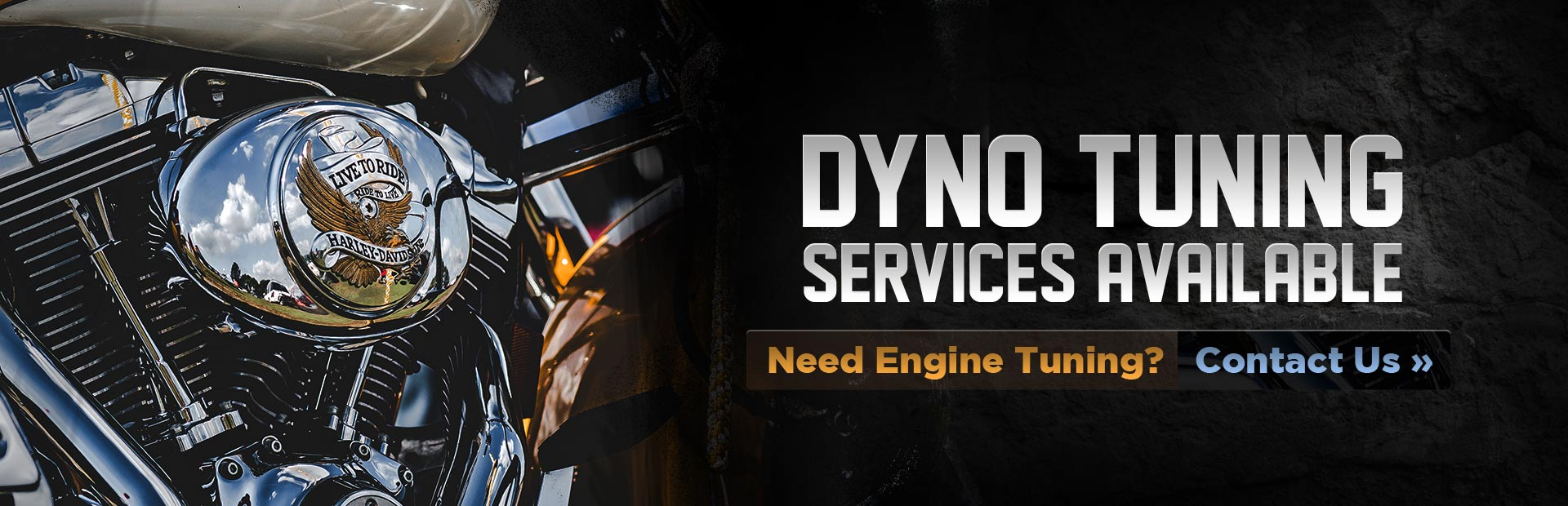 Dyno Tuning Services Available: Need engine tuning? Contact us!
