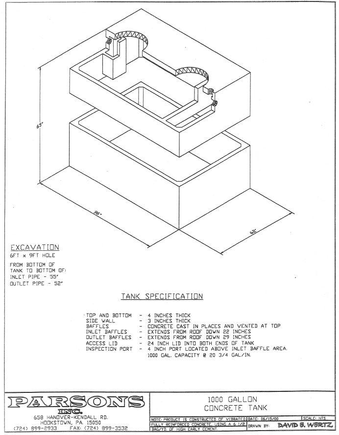 Parsons, Inc  Hookstown, PA (724) 899-2933