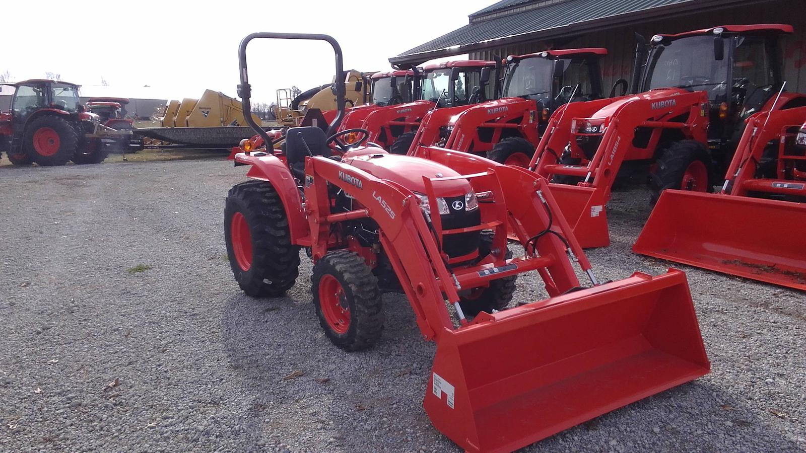 2018 Kubota L2501 Hst For In Hickory Ky Horizon Lawn And Tractor 270 856 4355