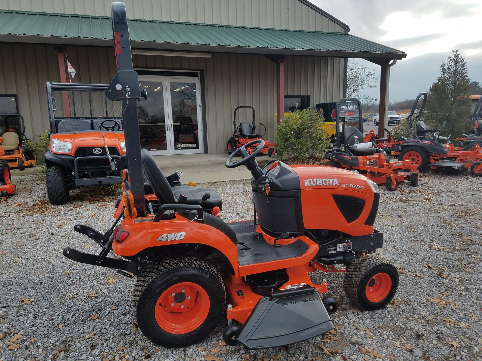 2018 Kubota BX1880 for sale in Hickory, KY | Horizon Lawn and Tractor (270)  856-4355
