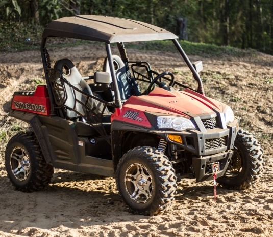 Pre-Owned ATVs and UTVs
