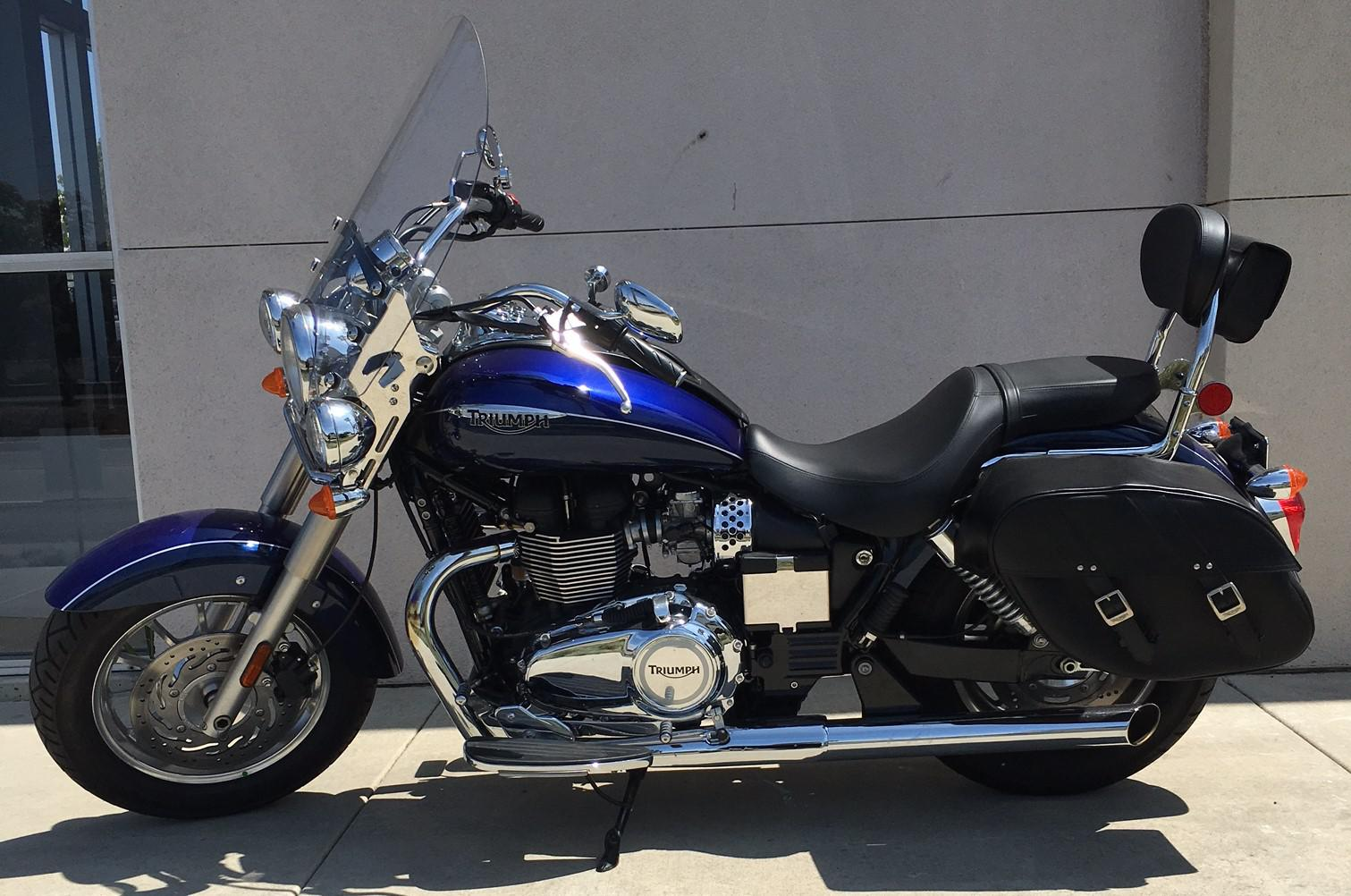 2016 triumph america lt for sale in ventura, ca. cal coast