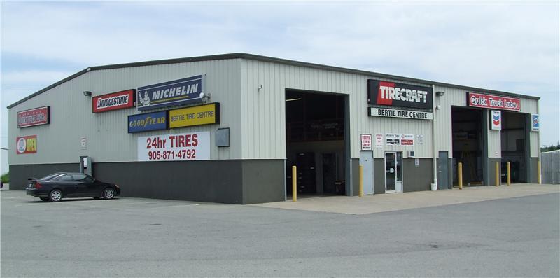 Locations Bertie Tire Centre Ltd Stevensville On 905