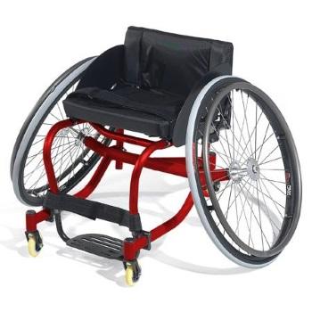 a Quickie® Match Point Wheelchair