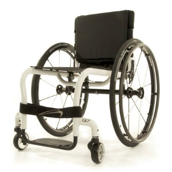 a Quickie® Q7® Wheelchair