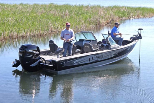 Lund PRO Series Fishing Boats