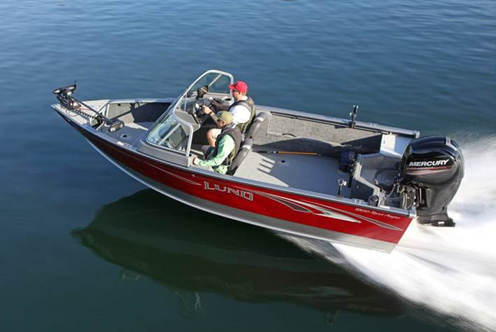 Lund Sport Angler Boats