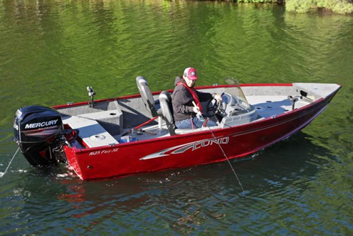 Lund Fury Series Boats