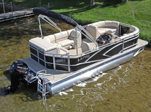 Lund LX 200 Pontoon Boats