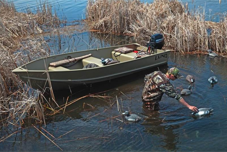 Lund Hunting & Utility Boats