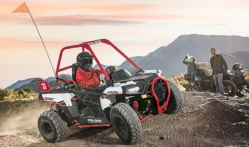 Polaris Youth ATVs