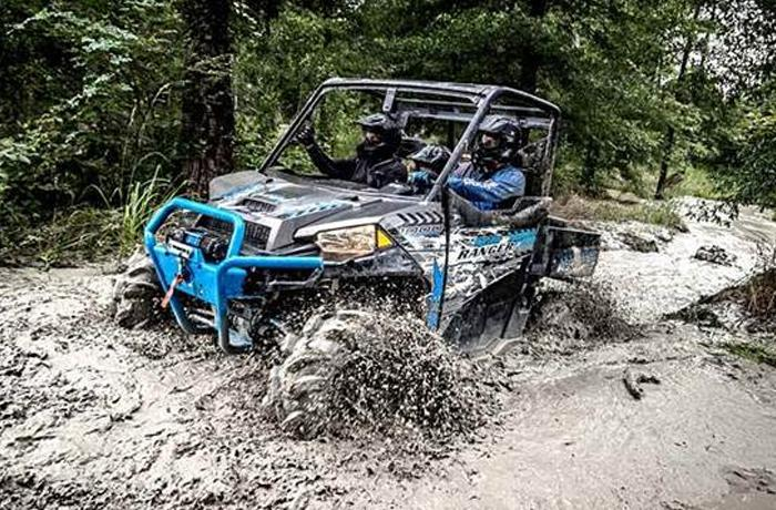 Polaris Ranger Full Size UTVs