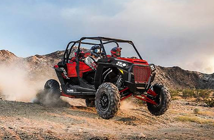 Polaris RZR 4 Seat Side by Sides