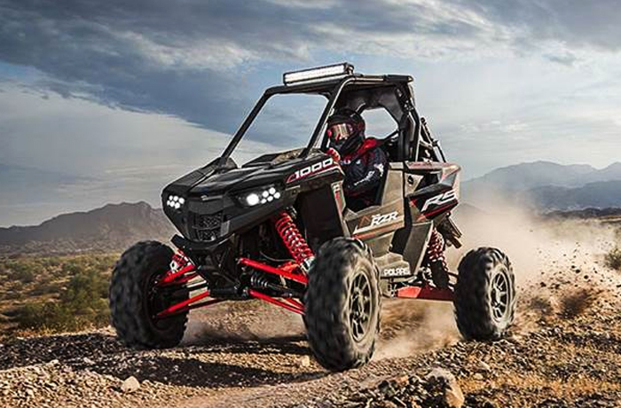 Polaris RZR Xtreme Performance
