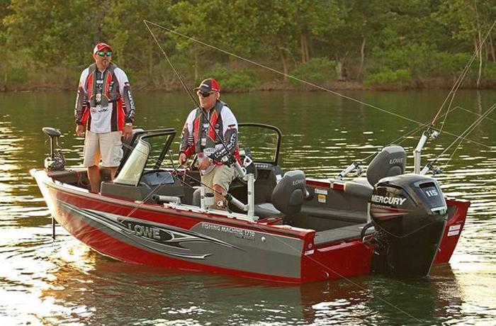 Lowe Fishing Machine Boats