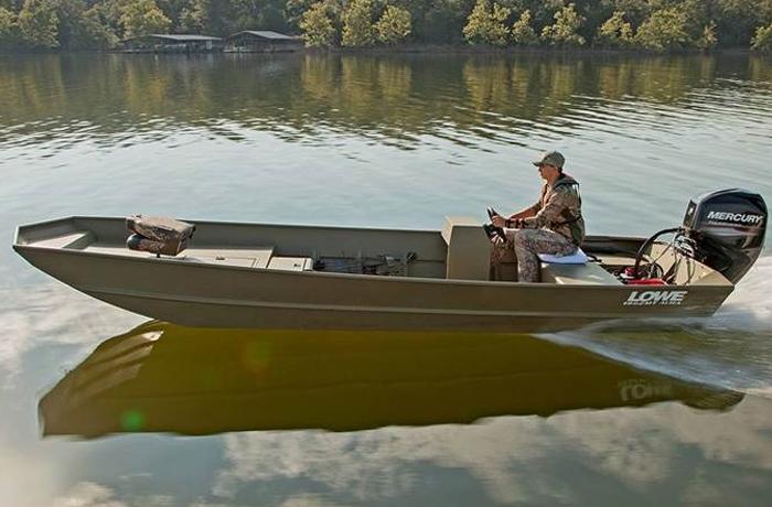 Lowe Jon Boats