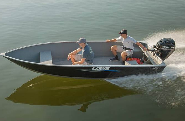 Lowe Utility V Boats