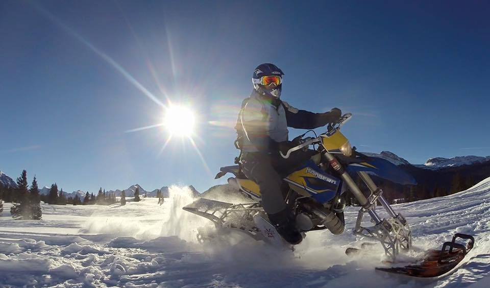 Snowmobile and Snowbike Rentals