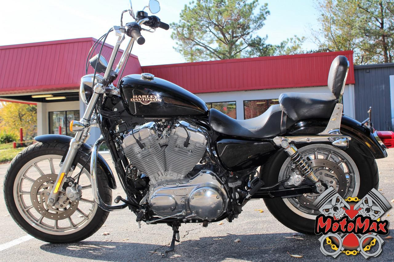 2009 Harley-Davidson® Sportster® 883 Custom for sale in Raleigh, NC ...