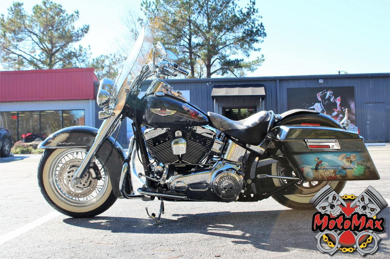 2008 Harley Davidson Heritage Softail For Sale In Raleigh Nc 8374 11