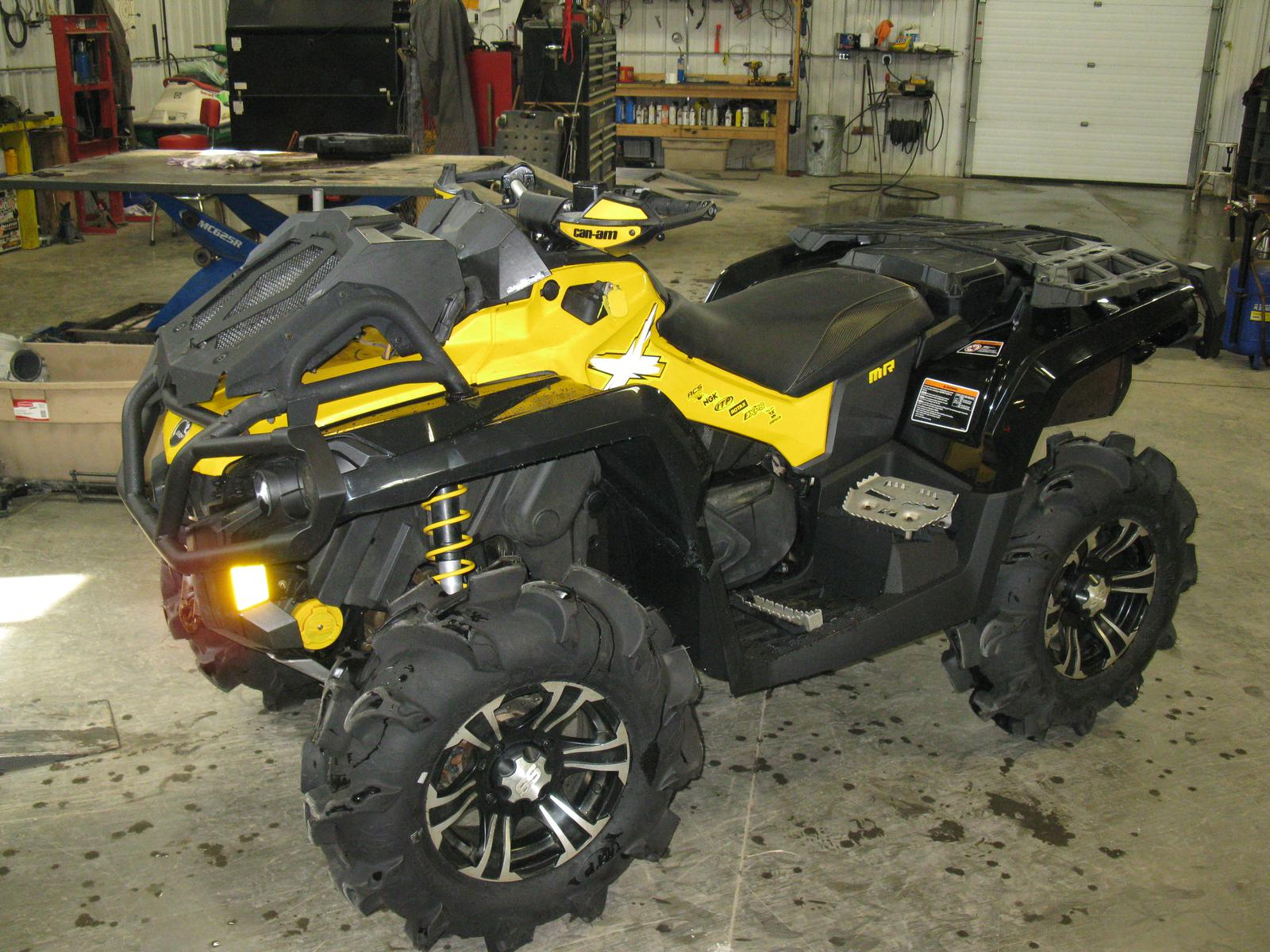 2013 Can Am Outlander™ 1000 X mr for sale in Weyburn SK