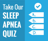 Take our Sleep Apnea Quiz