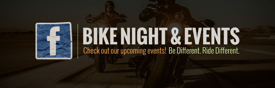 Bike Night & Events! Check Out our upcoming events.